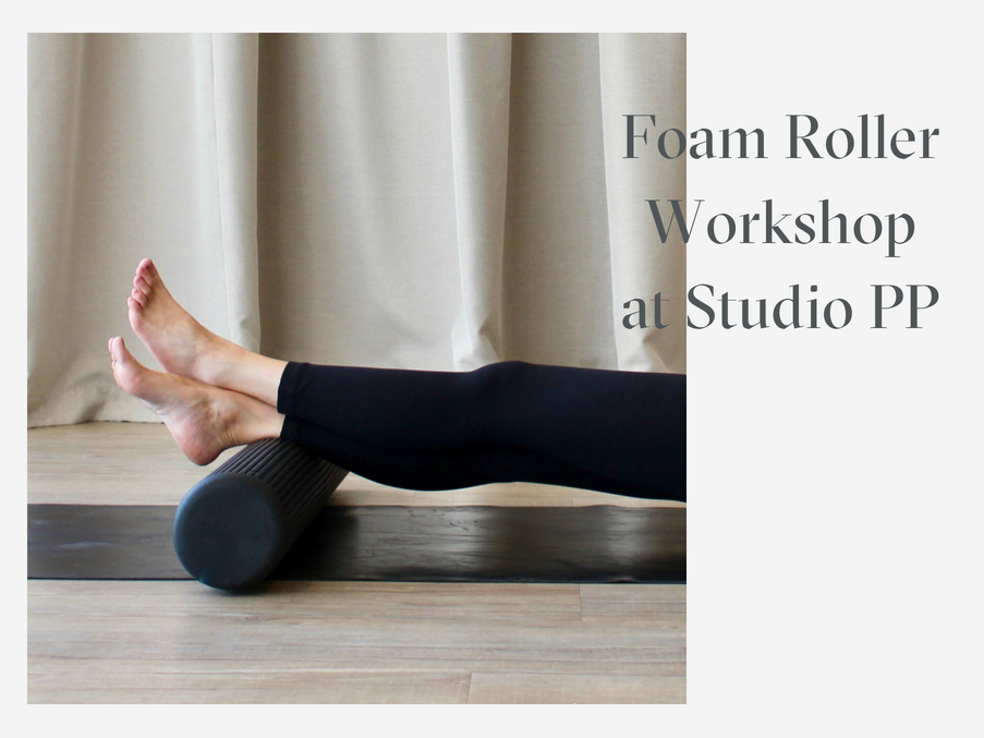 Foam Roller Workshop
